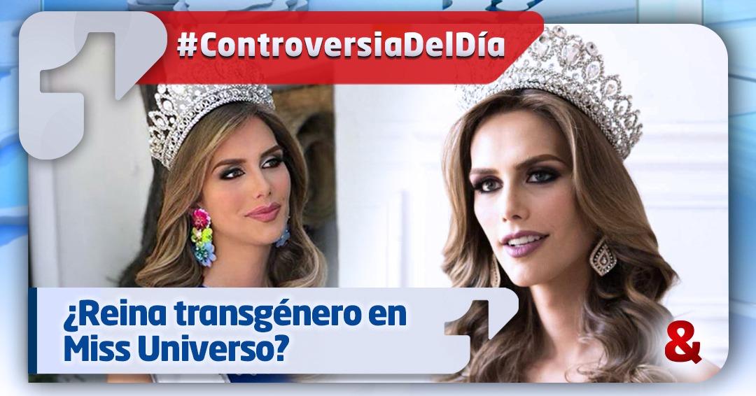 Polémica por la participación de una reina de belleza transgénero en Miss Universo