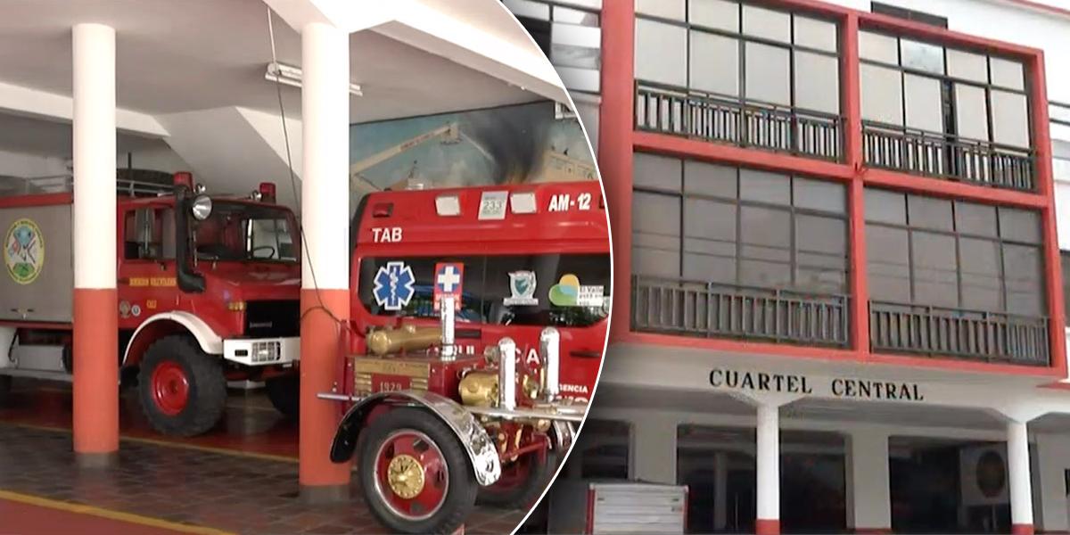 Polémica por recorte presupuestal a bomberos de Cali