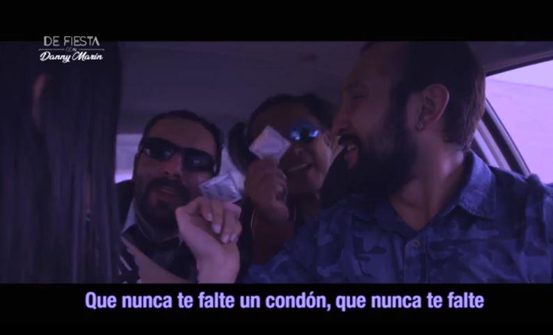 'Que nunca te falte un condón', la patética parodia que le dedicaron a Gustavo Rodríguez