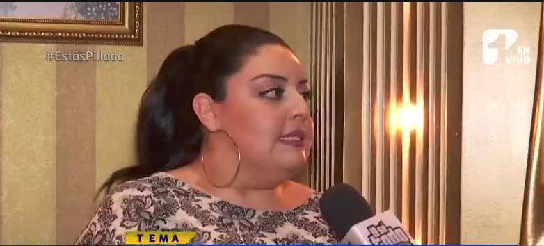 La impactante historia de la actriz que estando pasadita de kilos fue anoréxica
