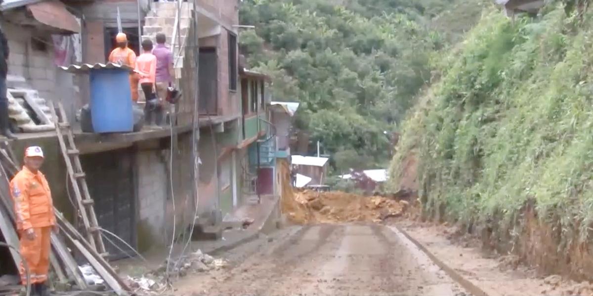 Indagan posible omisión de las autoridades en tragedia de Marquetalia
