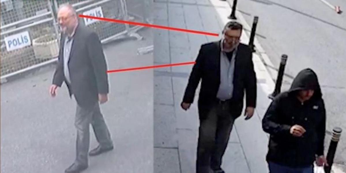 Arabia Saudí habría querido ocultar la muerte de Khashoggi con un doble