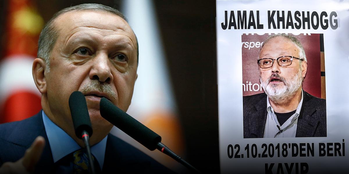 Pdte. Erdogan exige saber dónde está el cuerpo de Khashoggi y quién dio las órdenes