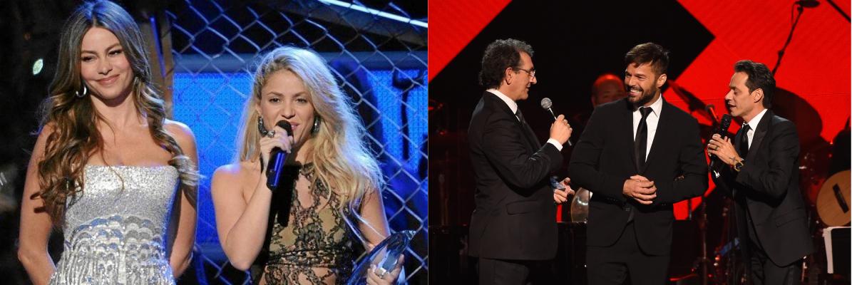 Los discursos más emotivos en la historia de los Latin Grammy