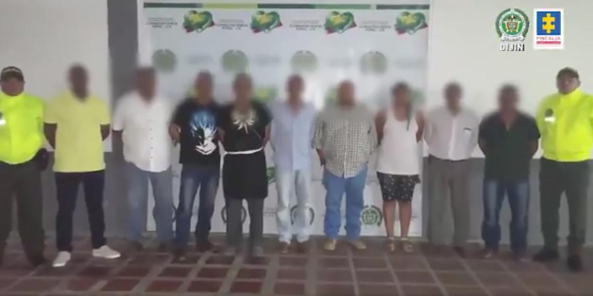 Caen 'Los Herederos', señalados de talar y vender áreas protegidas en Amazonía