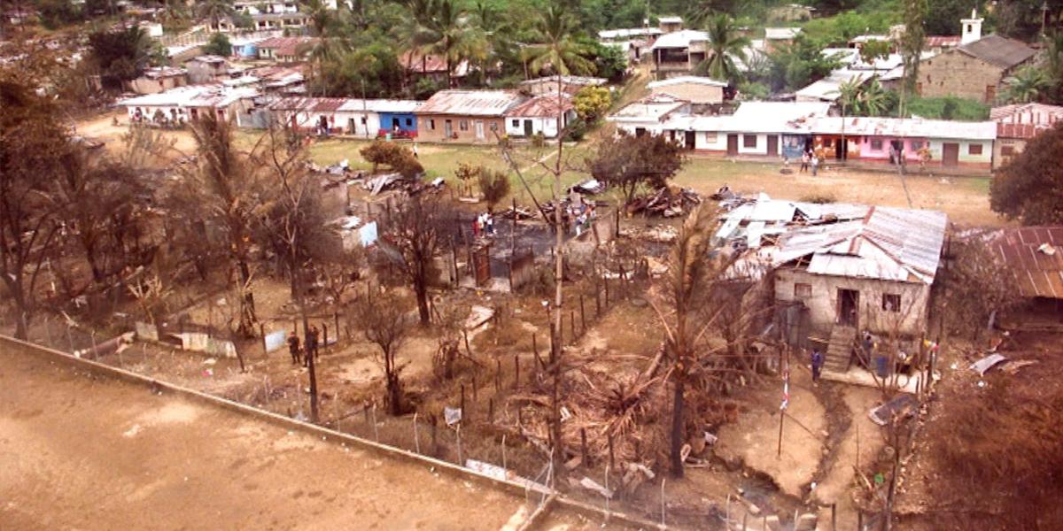 En conmemoración de 20 años de tragedia de Machuca, presidente Duque manda mensaje al ELN