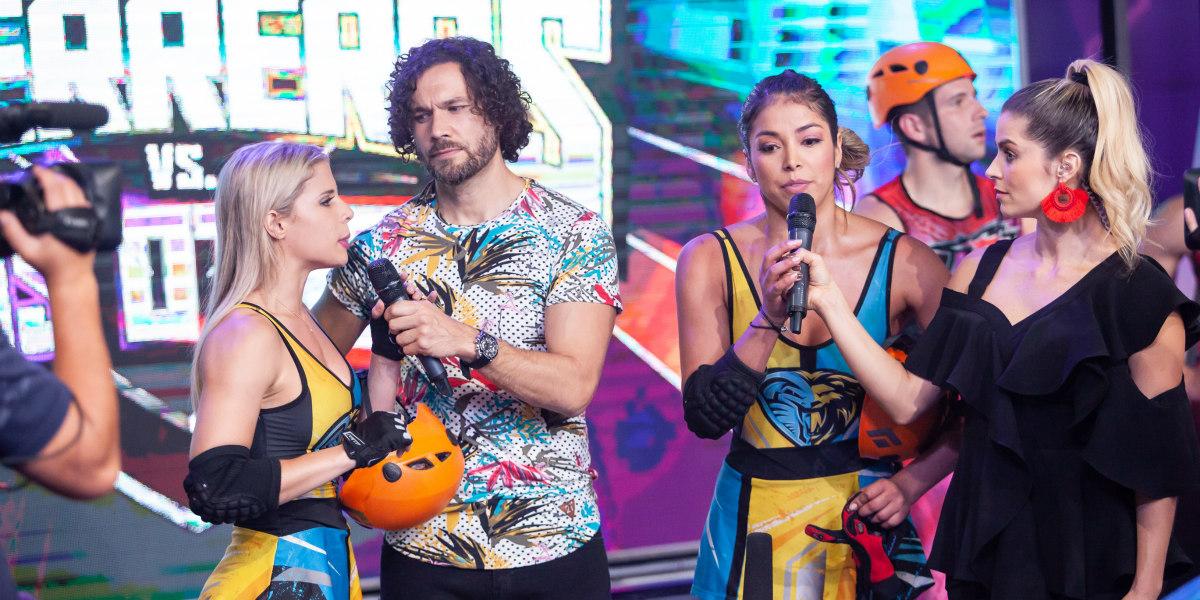 La fuerte pelea entre Dahian y Tatiana que dejó sin palabras a los 'Guerreros'