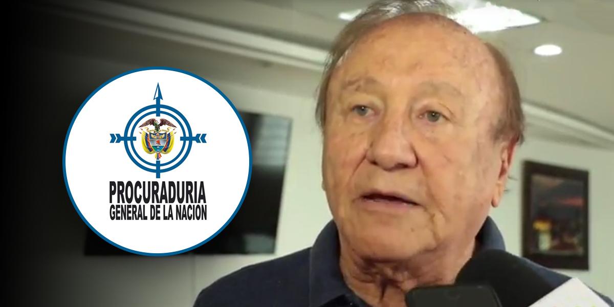 Abren investigación contra alcalde de Bucaramanga, Rodolfo Hernández