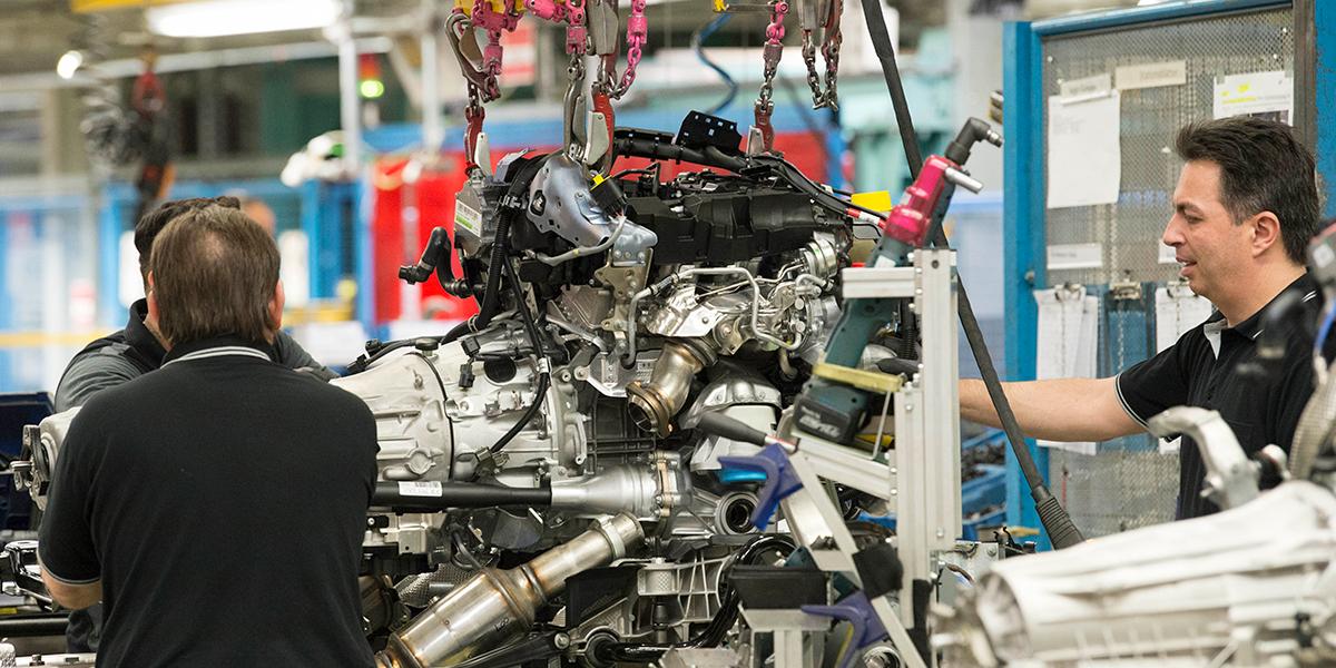 Producción industrial de EE.UU. subió en septiembre