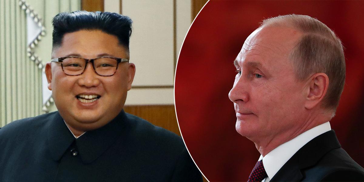 Kim Jong-un viajará a Rusia para reavivar una vieja amistad