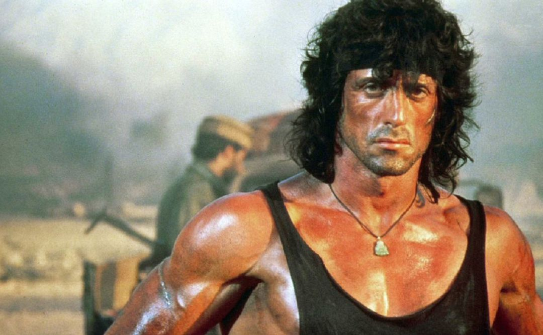 La clásica apariencia de 'Rambo' cambiará drásticamente para su próxima película