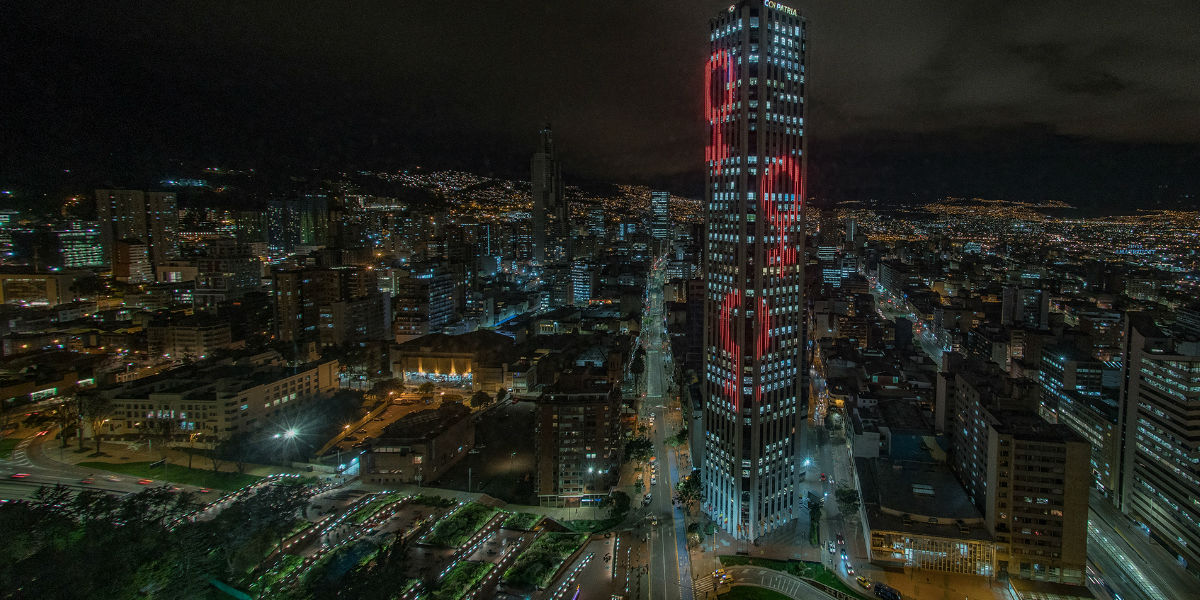 Los datos que no conocías del edificio más emblemático de Bogotá