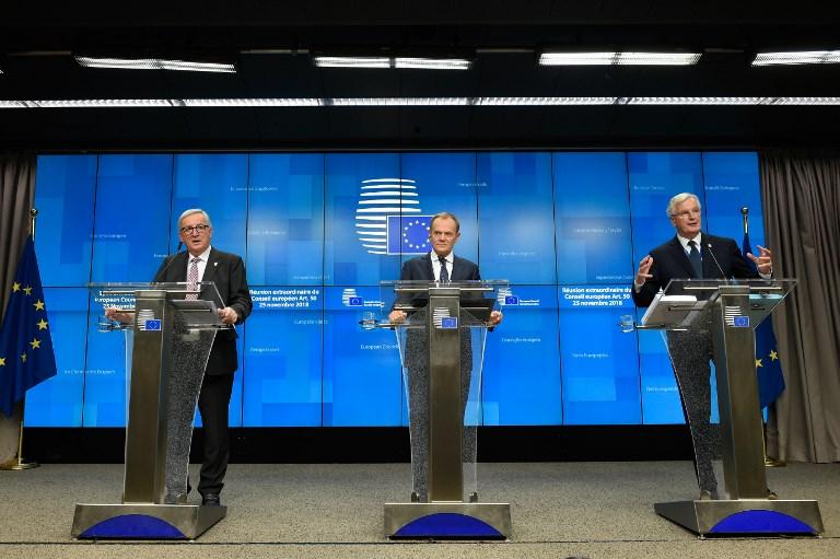 Unión Europea aprobó un acuerdo de divorcio con Reino Unido