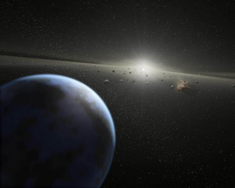La NASA advierte sobre dos enormes asteroides que se acercan a la Tierra
