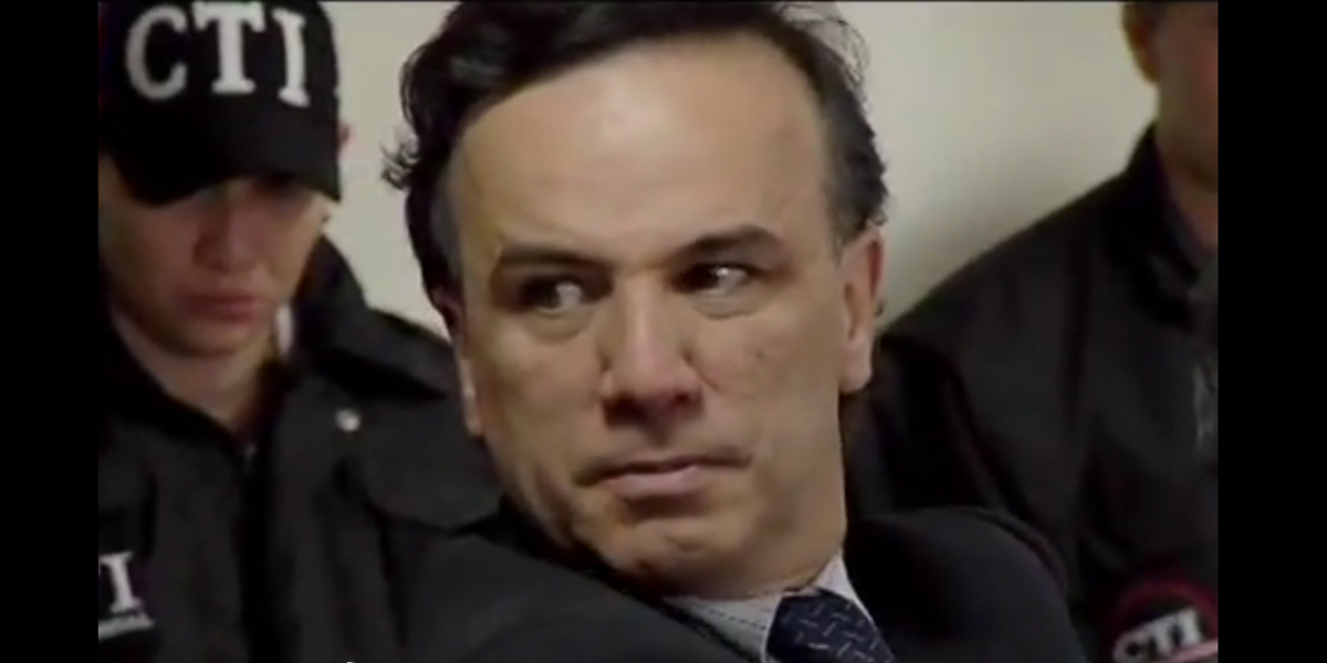 Álvaro Dávila, condenado a 19 años de prisión por carrusel de la contratación