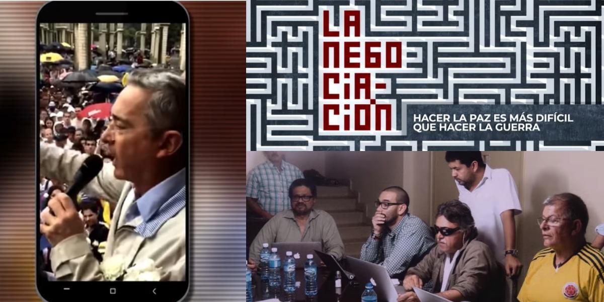 'La Negociación', el documental sobre el proceso de paz que causa polémica