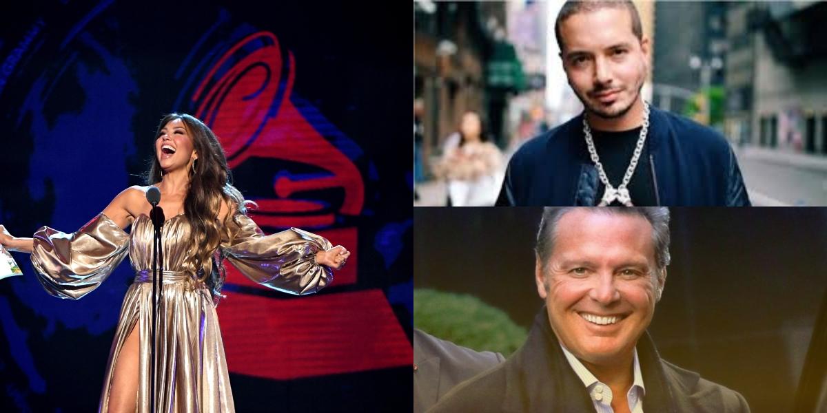 Así fue el abucheo a Luis Miguel tras ganarle el Latin Grammy a J Balvin