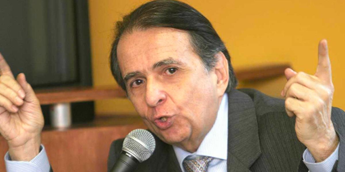 Procuraduría pide a la JEP no aceptar el caso del exministro Alberto Santofimio Botero