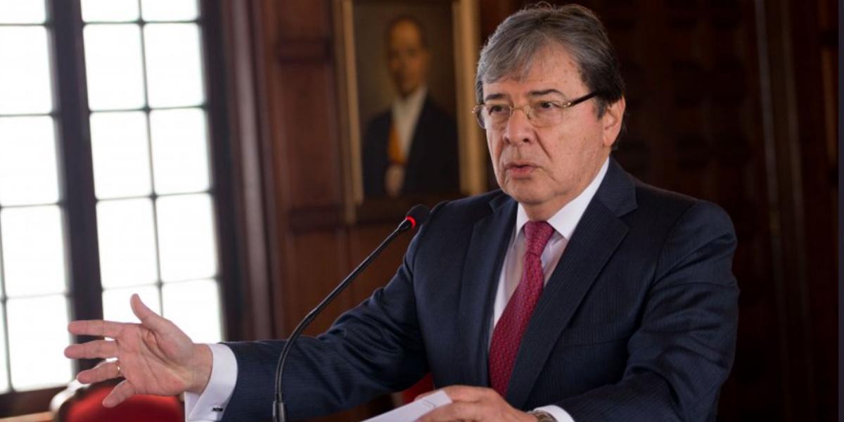 Canciller llegó a Washington para exponer los preparativos de la 49 Asamblea General de la OEA