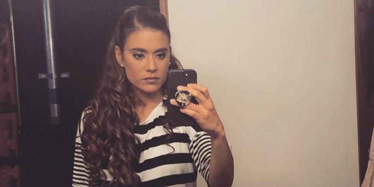 Carolina Ramírez confiesa cómo ha funcionado su relación con un hombre 14 años mayor que ella