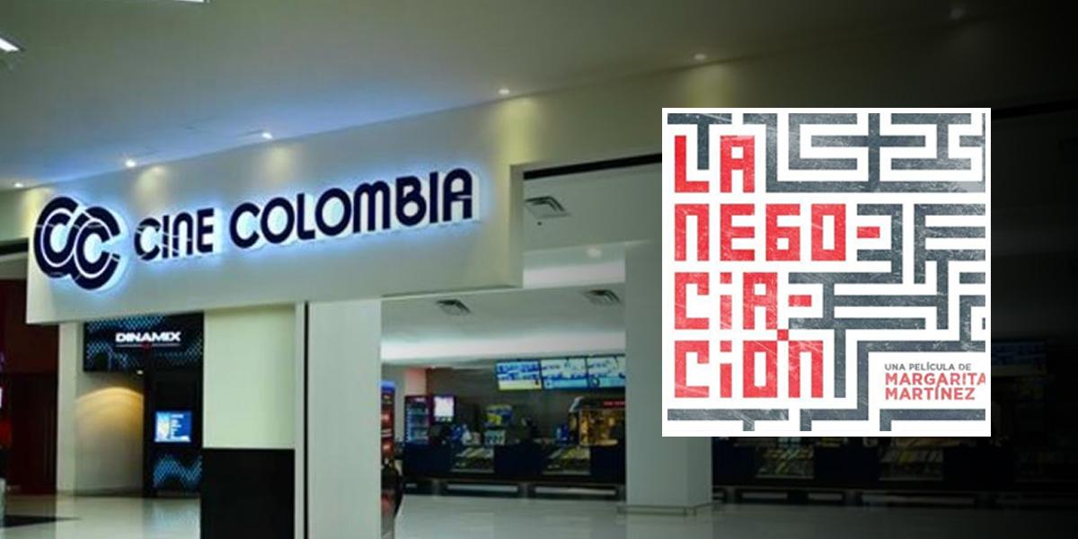 Cine Colombia confirma que documental 'La Negociación' se proyectará como se tenía previsto