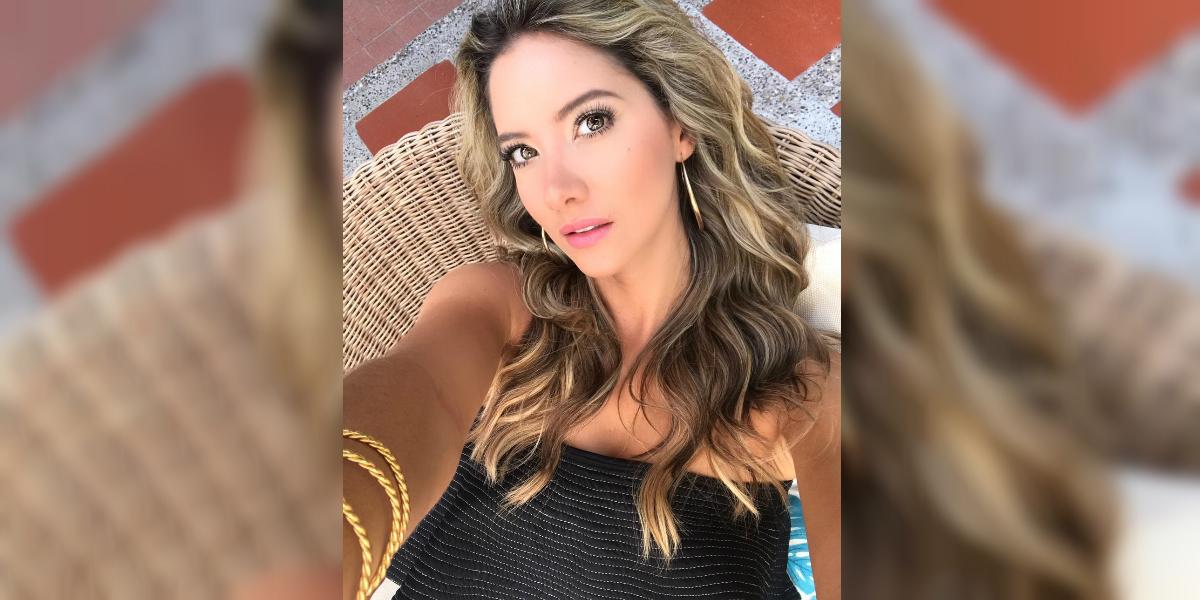 El regalo del novio de Daniella Álvarez que resultó ser un «encarte»