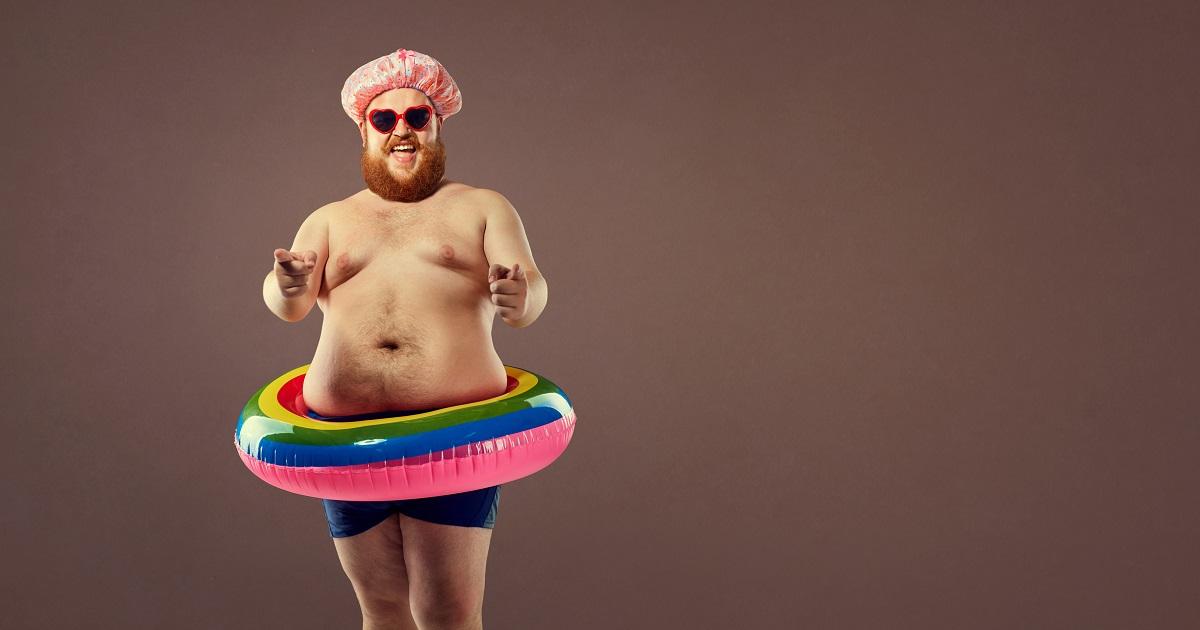 La ciencia lo confirma: los hombres gordos son mejores en la cama