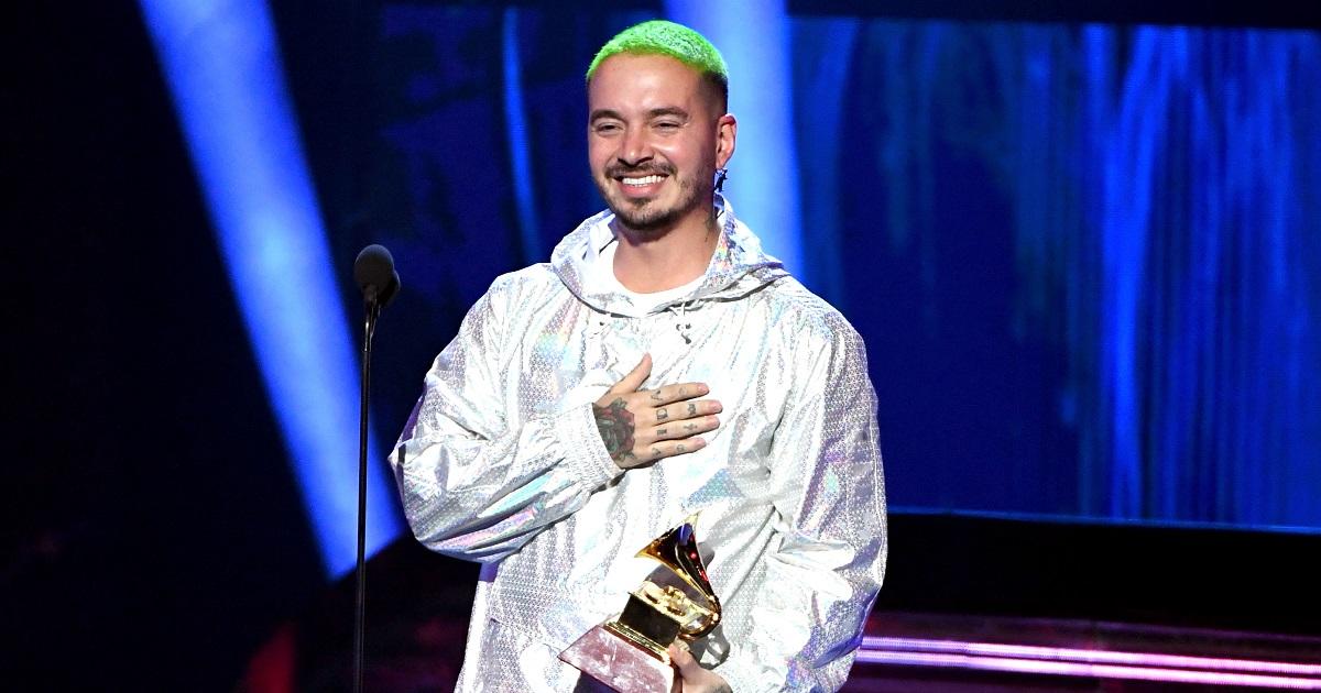 ¡Qué buenas 'Vibras'! J Balvin gana el Latin Grammy a Mejor Álbum de Música Urbana