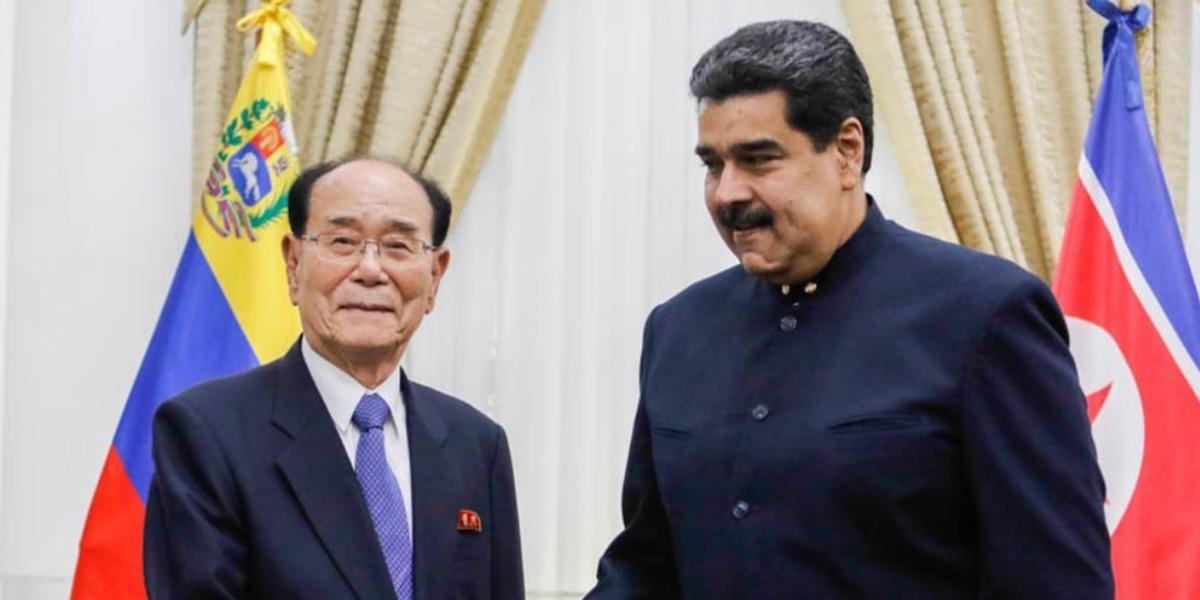 Venezuela y Norcorea firman dos acuerdos de cooperación bilateral