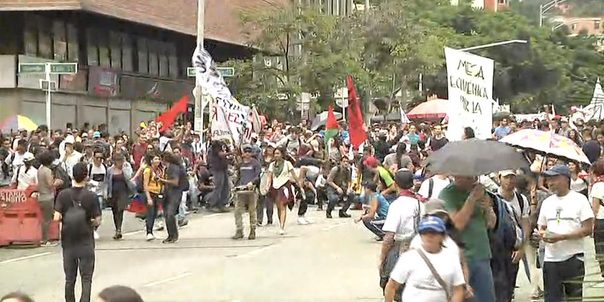 Universidad de Antioquia busca no cancelar ni suspender el semestre