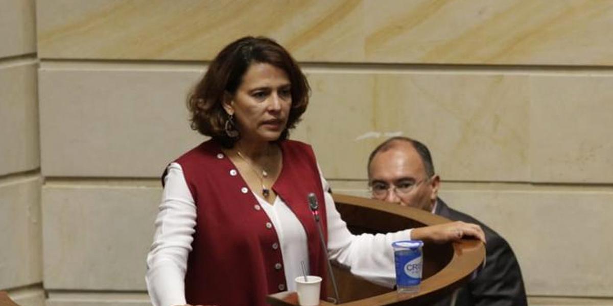 Ministra del Interior les pide mayor coordinación a los partidos políticos
