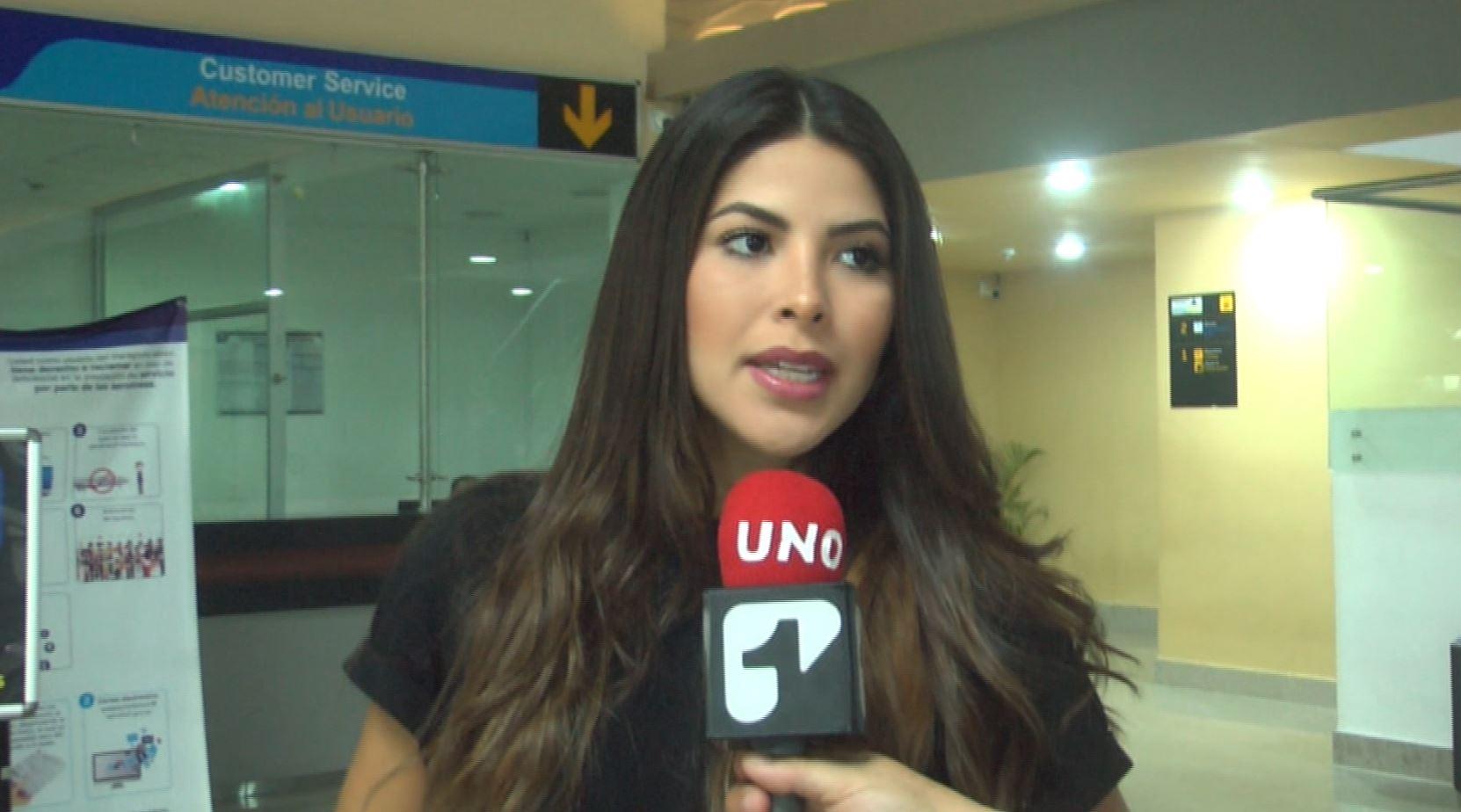 Laura Olascuaga renunció a su título como Virreina Nacional