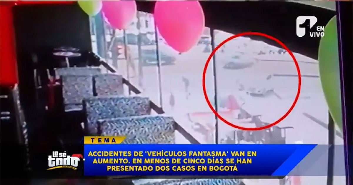 Impresionantes videos de recientes casos de carros que causan accidentes y huyen