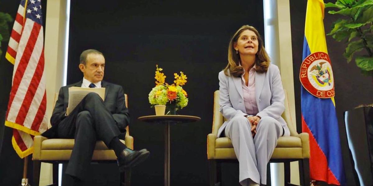 'Lo importante es sacar adelante la reforma que el país necesita': vicepresidenta
