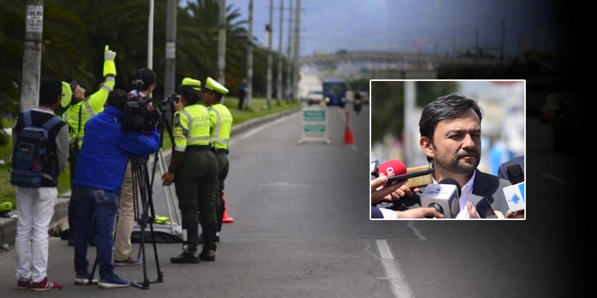 Hoy comienza a regir límite de velocidad de 50 km/h en varias zonas de Bogotá