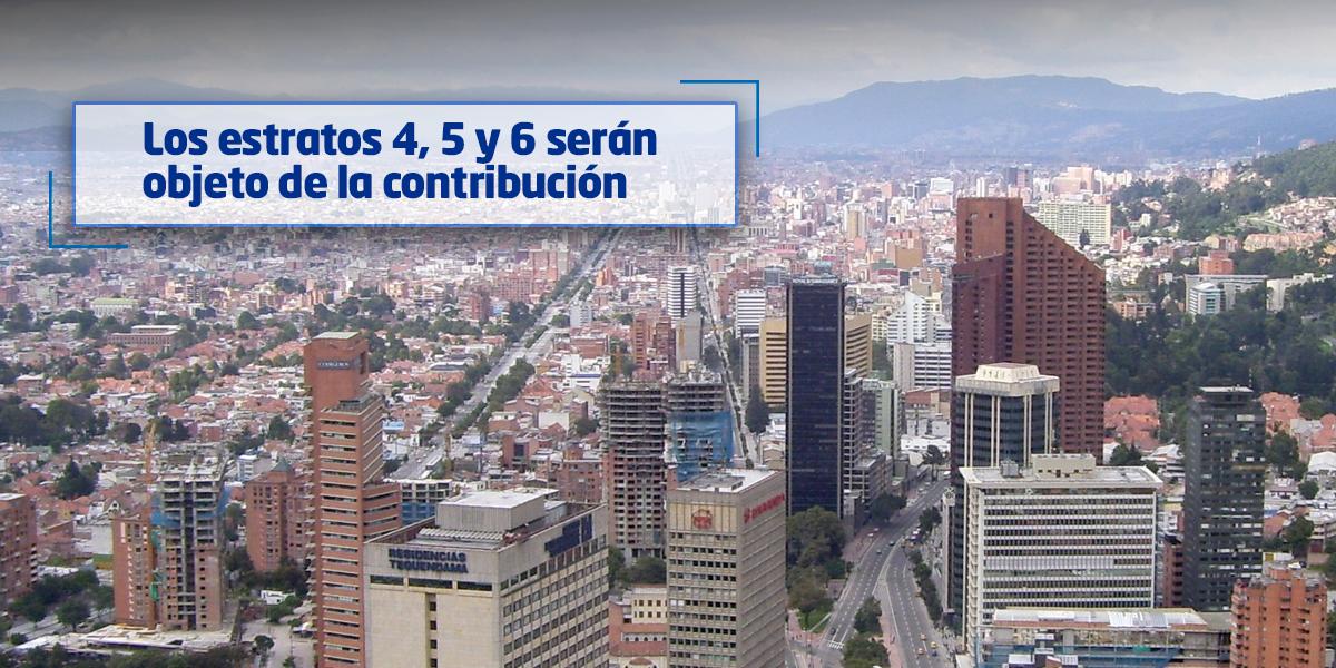 Concejo de Bogotá le dio vía libre a un nuevo cobro de valorización