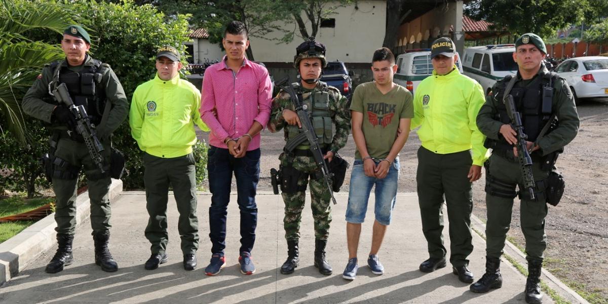 Capturan a presuntos homicidas de exintegrantes de las Farc en El Tarra
