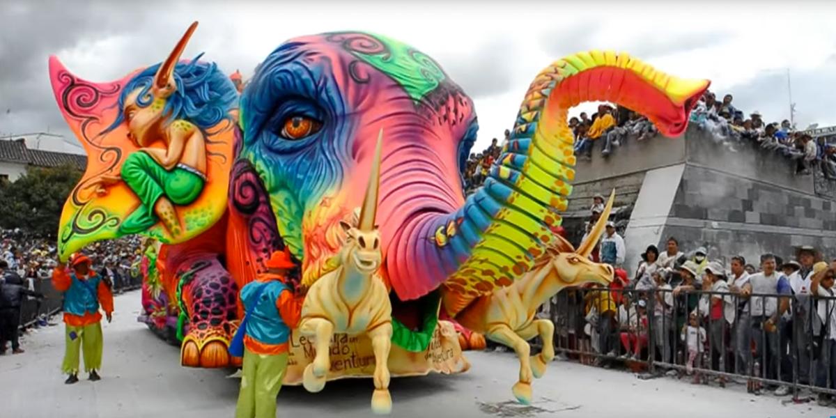 Carnaval de Negros y Blancos celebrará 10 años como Patrimonio Unesco