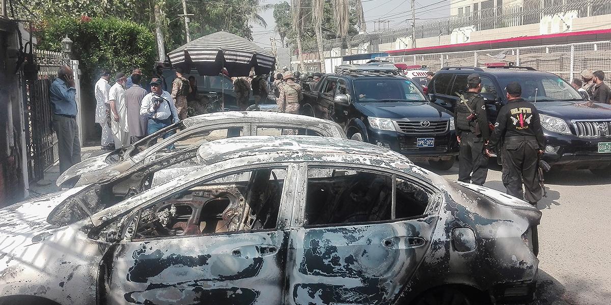 Atentados en bazar y consulado chino dejan al menos 32 muertos en Pakistán