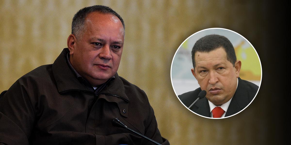 Cabello denuncia 'campaña' contra memoria de Chávez tras casos de corrupción