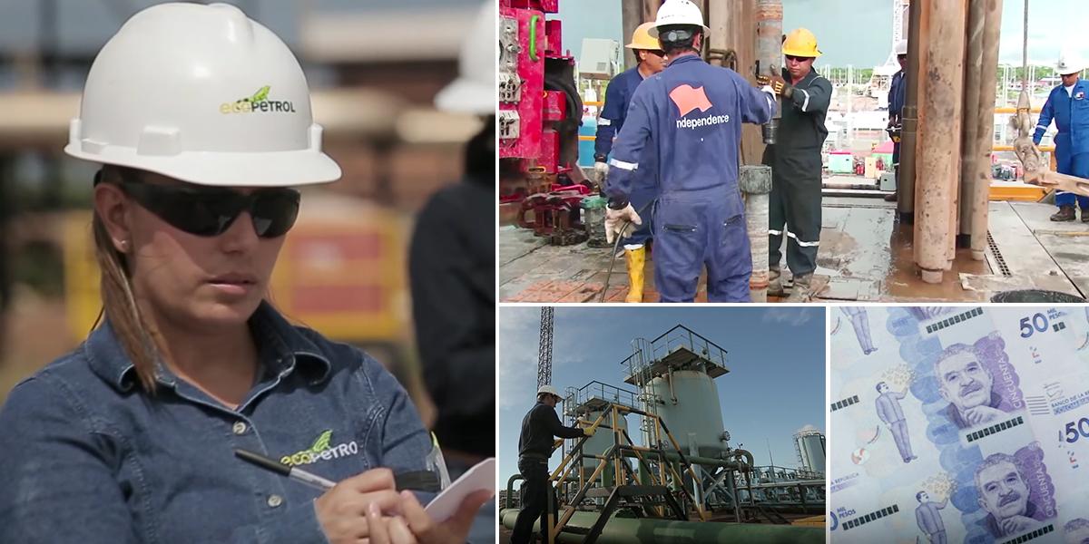 Ecopetrol anuncia plan de inversiones de entre USD 3500 y USD 4000 millones en 2019