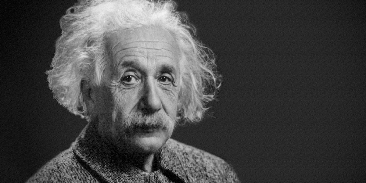 Subastan en Jerusalén carta desconocida de Einstein tras su huida de Berlín