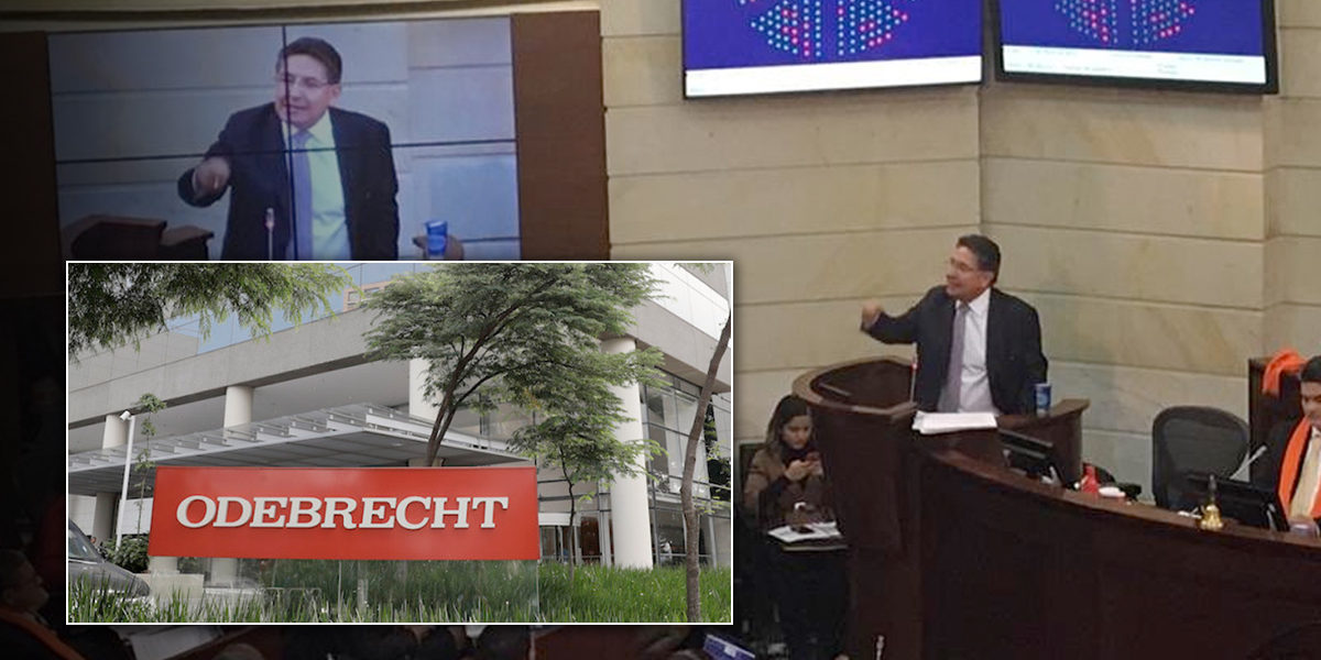 'Fiscalía investiga 100 contratos de la constructora Odebrecht': fiscal Martínez