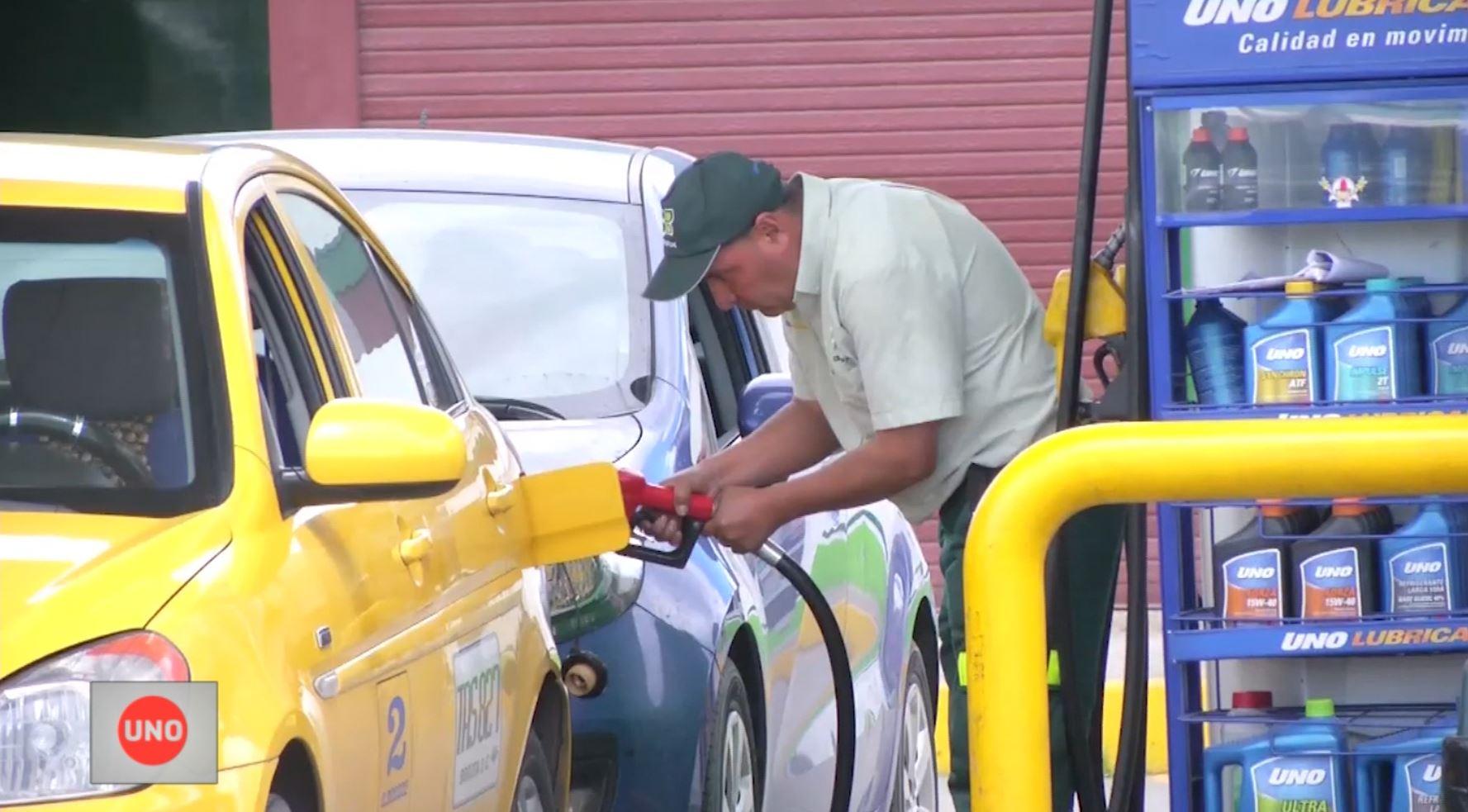 Estas estaciones de servicio fueron sancionadas por no entregar cantidad exacta de gasolina