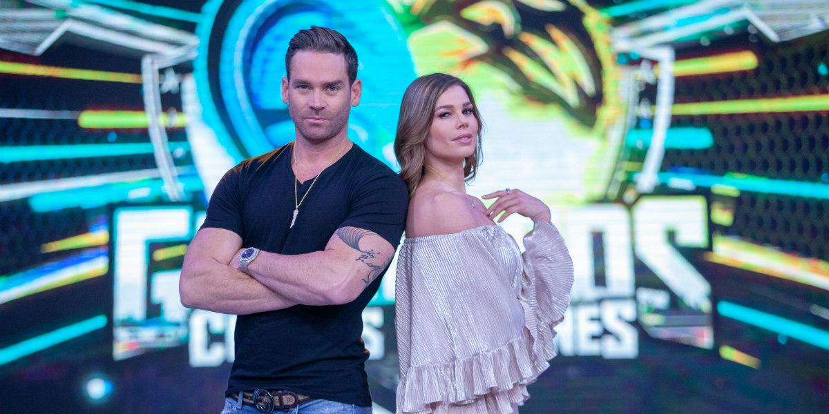 Ivonne Orsini y Jaime Mayol, ¿nuevos guerreros en 'Cobras Vs Leones'?