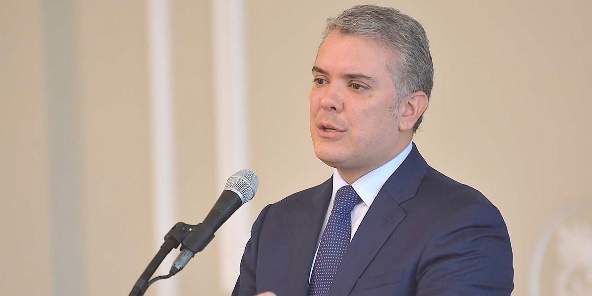 Duque anuncia ingreso al país de uno de los 10 más importantes inversionistas del mundo