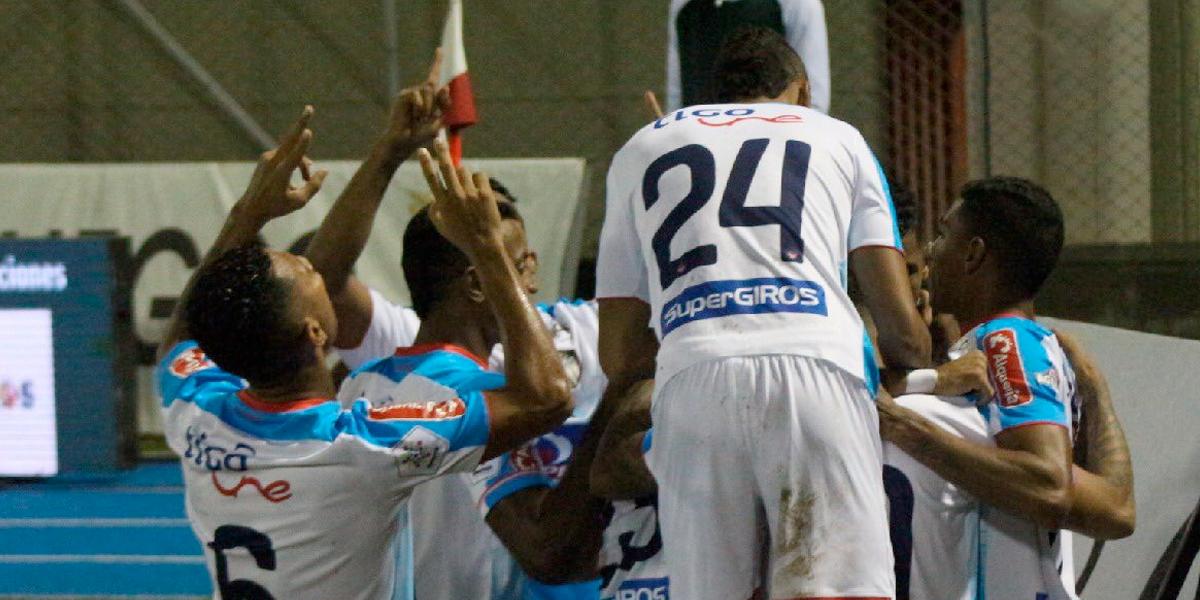 Junior derrota 3-2 a Rionegro y queda a un paso de la gran final de la liga