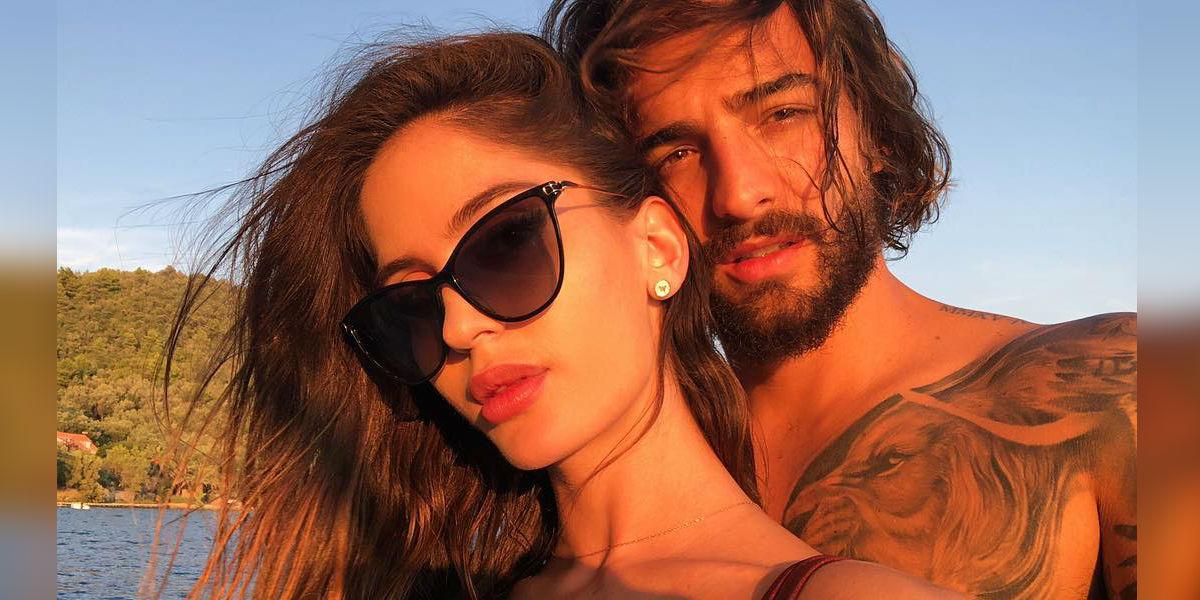El costoso regalo del que se antojaron Maluma y su novia en una subasta