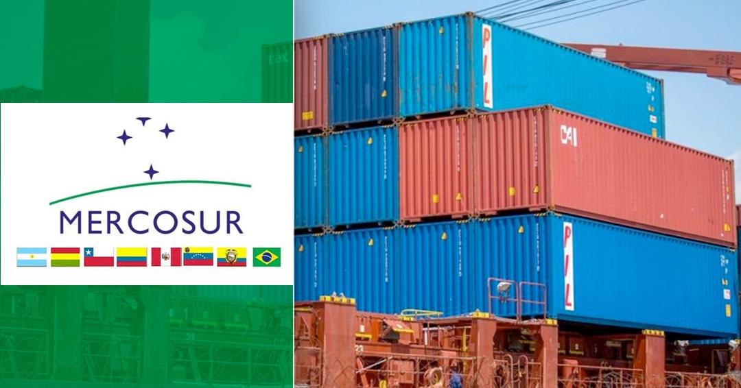 Exportaciones no mineras de Colombia a países de Mercosur crecieron un 15,7 %