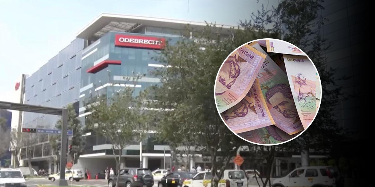 Estado rechaza propuesta de indemnización de Odebrecht por $106.000 millones